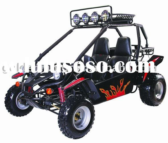 150cc EEC racing go kart/dune Buggy,CVT transmission with inside reverse(HDG150E-3R)
