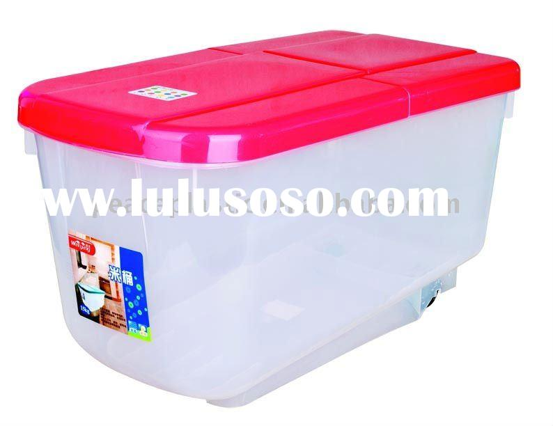 15KG rice storage box,pet food storage container,plastic ocntainer