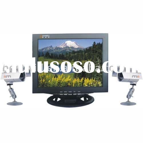 """15"""" TFT LCD COLOR MONITOR"""
