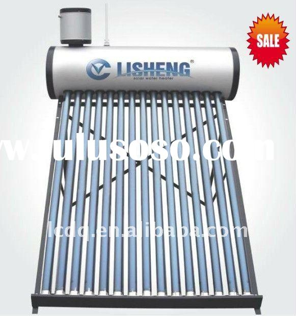 180Liters Solar Water Heater with Assistant tank