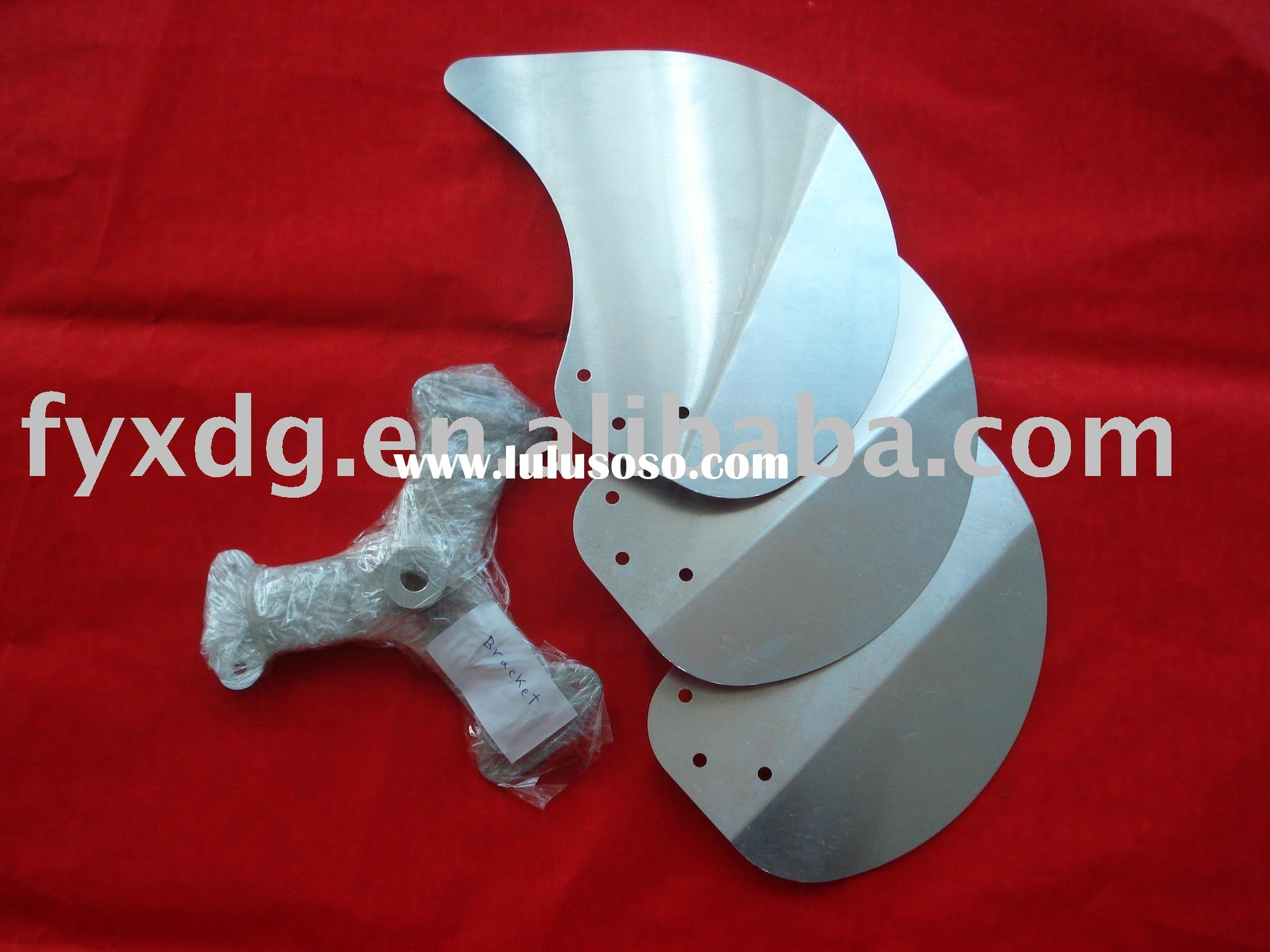 18 Inch box fan metal blade