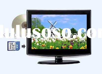 "19"" 22""LCD TV WITH DVD COMBO"