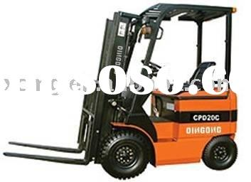 1.5/2/3 Tons Battery/Electric Forklift Trucks (3-6M Lifting Height)