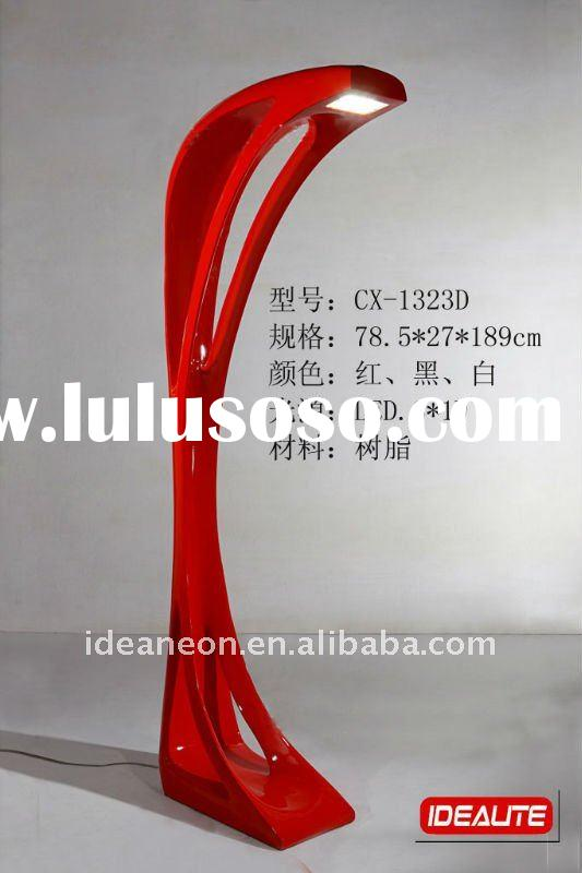 1w european modern style floor lamp for room,canteen, hall, hotel as deco