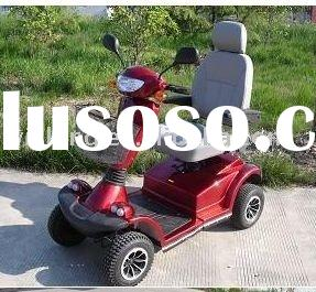 2009 new touch panel large wheel large battery 100AH MOBILITY SCOOTER HANDICAPPED SCOOTER GOLF SCOOT