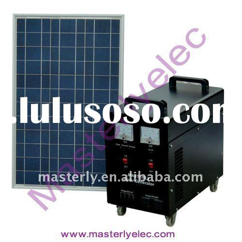 200w portable small solar home system
