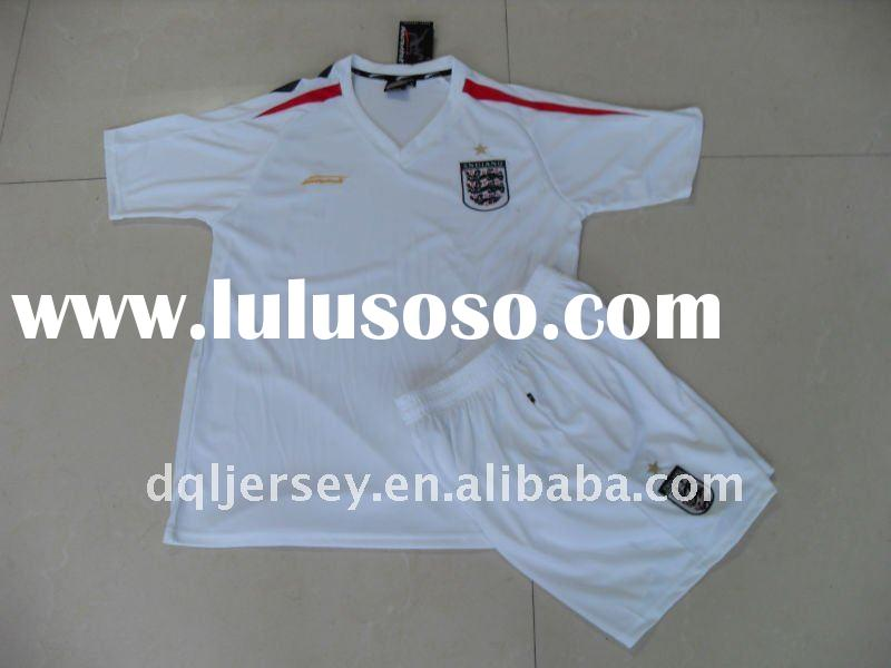 2010-2011 season soccer training wear