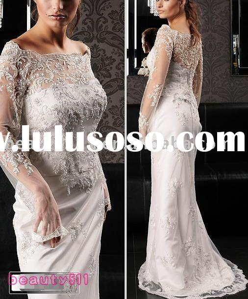 2010 exquisite charming wedding dress/ gown, bridal dress/ gown DE015