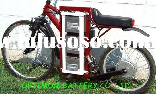 2011Newest products 24v li-ion battery 15ah for electric bike