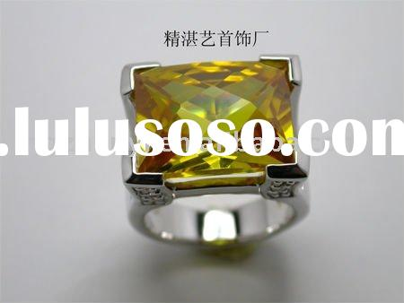 2011 Fashion Jewelry 925 Silver Ring--custom design only