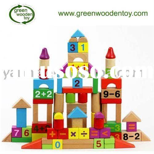 2011 Hai Yang TOP NEW Wooden educational toy