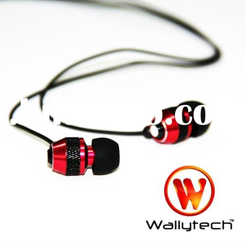 2011 High Quality in-ear Earphones For iPod
