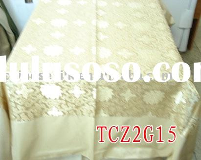 2011 High quality slap-up hotel table linen cloth