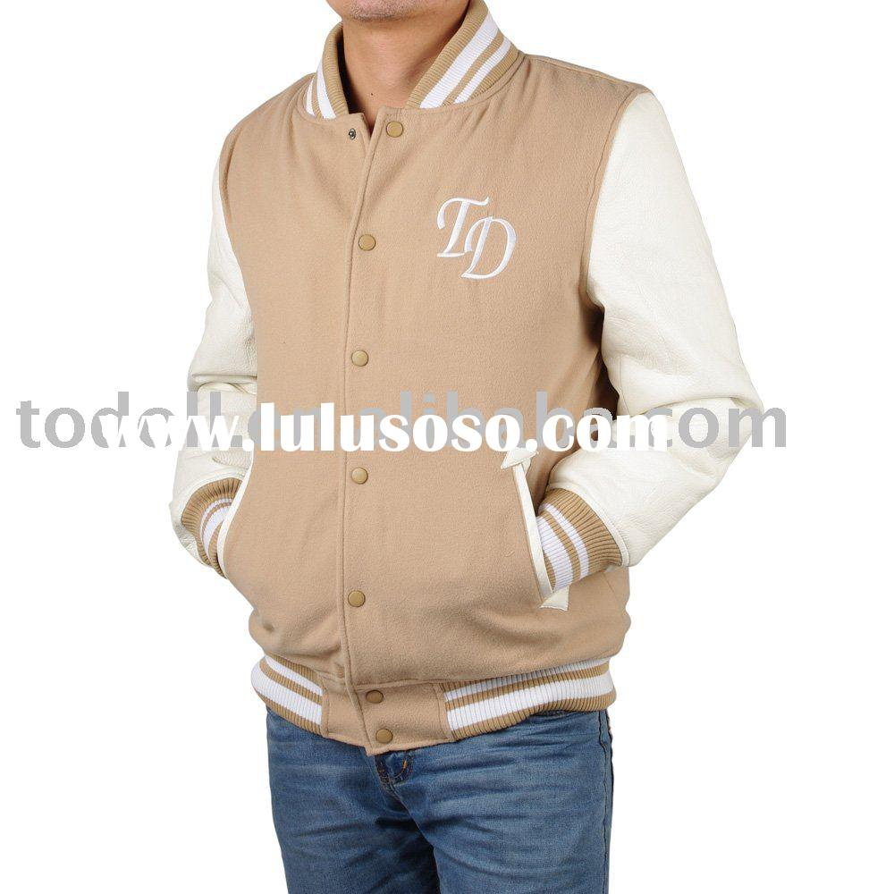 2011 Men's Stylish Varsity Jacket