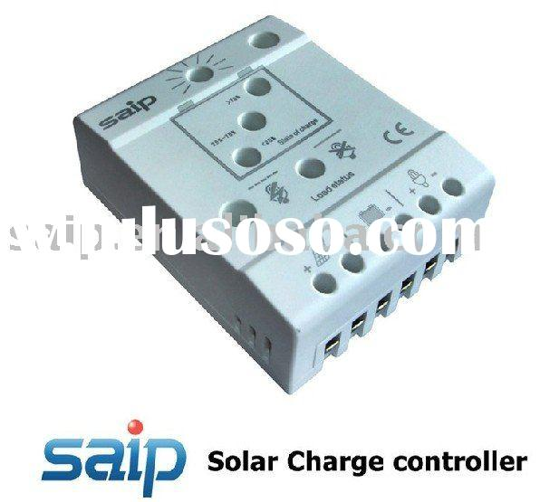 2011 NEW photovoltaic charge controller,pwm solar charge controller
