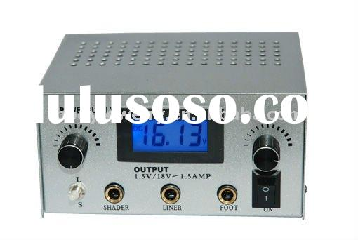 2011 New Arrival LCD tattoo power supply