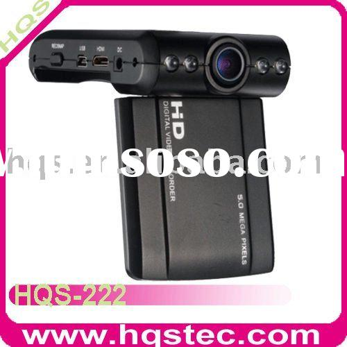 2011 New HD 640 480 2.5CH 720P Car Dashboard Digital Video Recorder Camera DVR