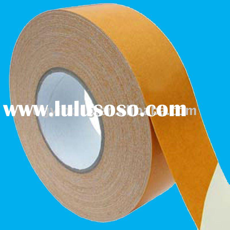 2011 Top sale high adhesion double sided cloth tape