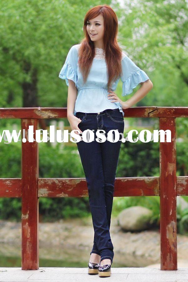 2011 Women's Lastest Style Fashion Jeans