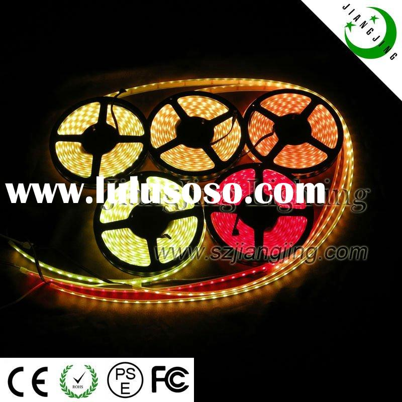 2011 china new high quality 5050 smd rgbw led strip with 12v dmx copper,black, or whiter PCB,60leds/