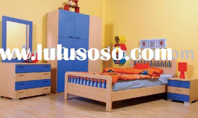 2011 hot design children kids bed bedroom furniture carter