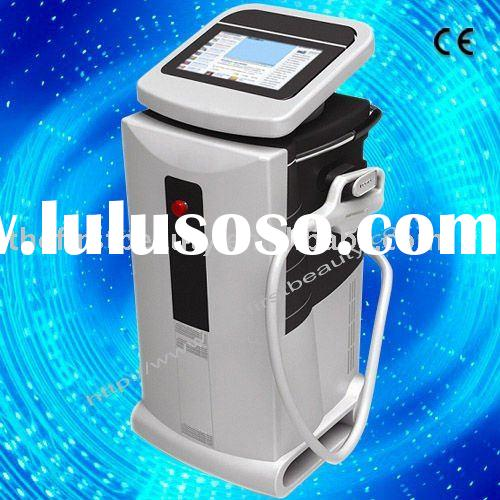 2011 hot-sale tattoo removal laser + hair epilation ipl rf facial skin care beauty equipment