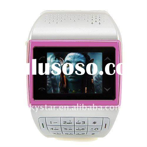 2011 hot sell high quality Avatar ET-1 wrist watch mobile phone