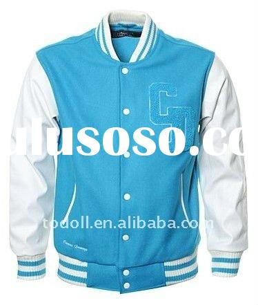 2011 mens stylish varsity jacket