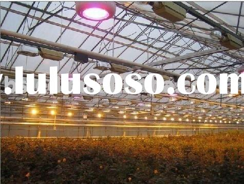 2011 new Hydroponic supplies.High Power 150 Watt LED Growlight UFO Style for small greenhouse,grow l