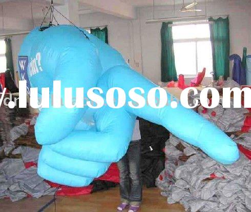 2011 new Inflatable hanging advertising mascot