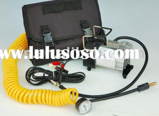2011 new Metal heavy duty mini CAR air compressor 12V