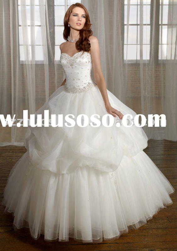 2011 new bridal gown dress BD1172
