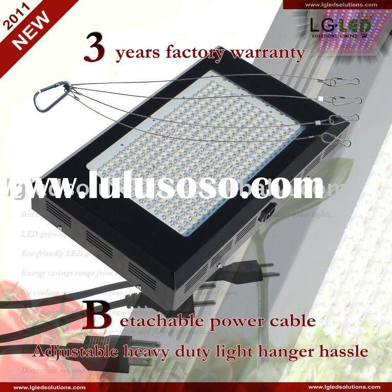 2011 new cool tube 600W grow light panel