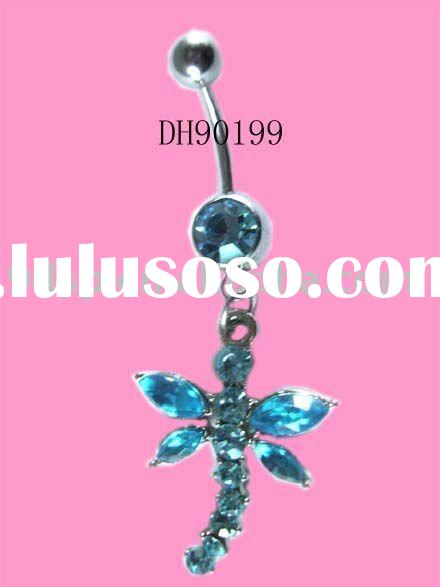 2011 new style body jewelry,implant piercing jewelry,navel piercing,dermal anchors piercing,body pie