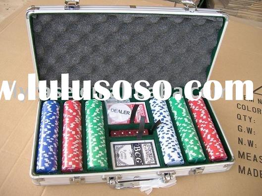 2011 poker set ,chips case ,chip set