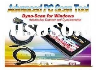2012 Advanced PC Scan tool DYNO automotive scanner