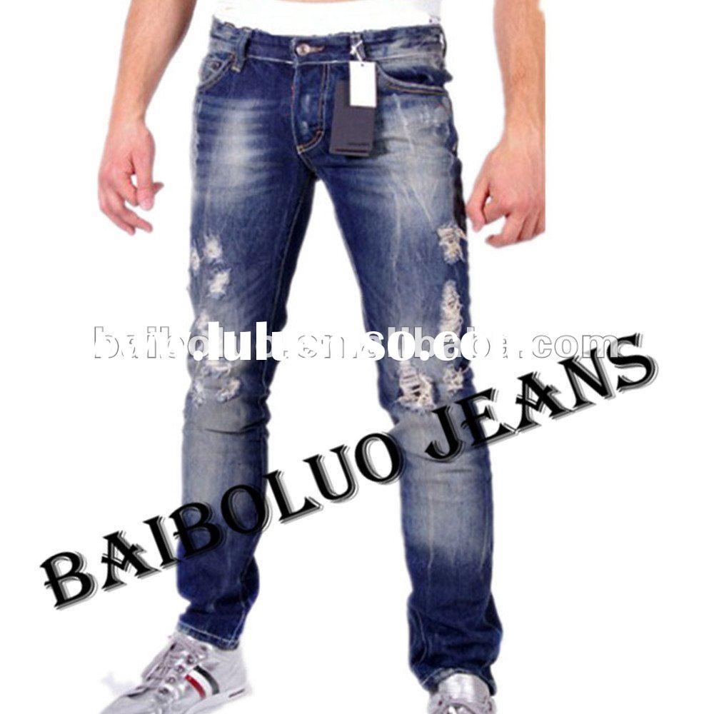 2012 Lastest Style Wholesale Brand Jeans Fashion in 2012 (GKC050)