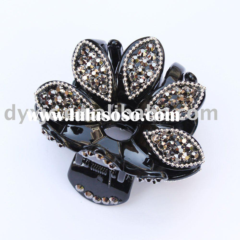 2012 New Fashion Acrylic Hair Claw/Clips<H011>