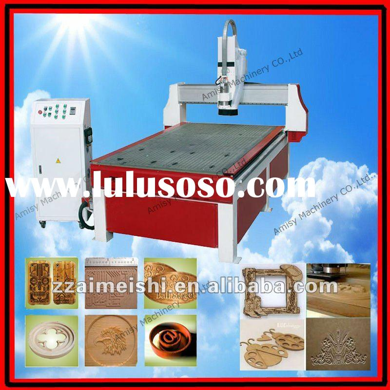 2012 New Wood Router Machine /Wood CNC Engraving Machine 0086 15981911701