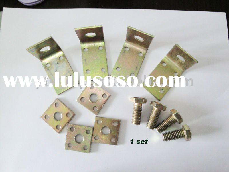 2012 New furniture bed frame bracket hardware
