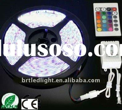 2012 RGB led strip remote control with factory price