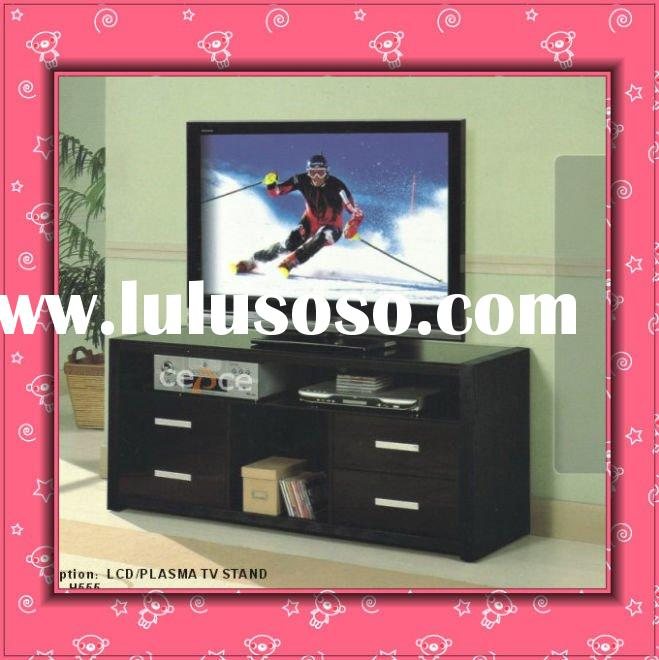 2012 Wooden lcd tv stand design H555