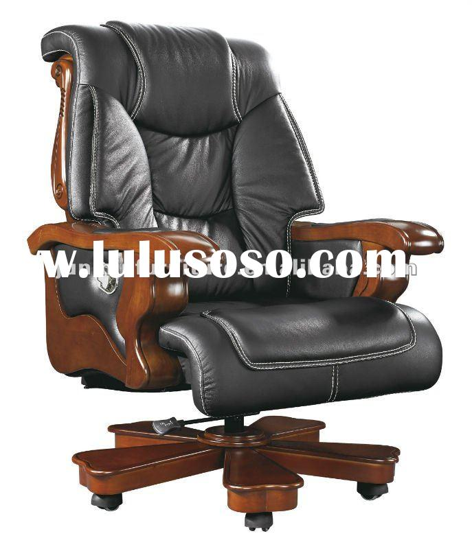 2012 antique wood office chair 895#