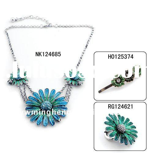 2012 fashion artificial jewelry sets, jewelry accessory