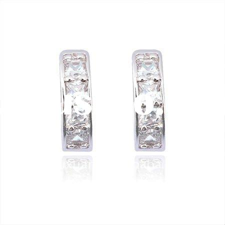 2012 fashion jewelry crystal earrings