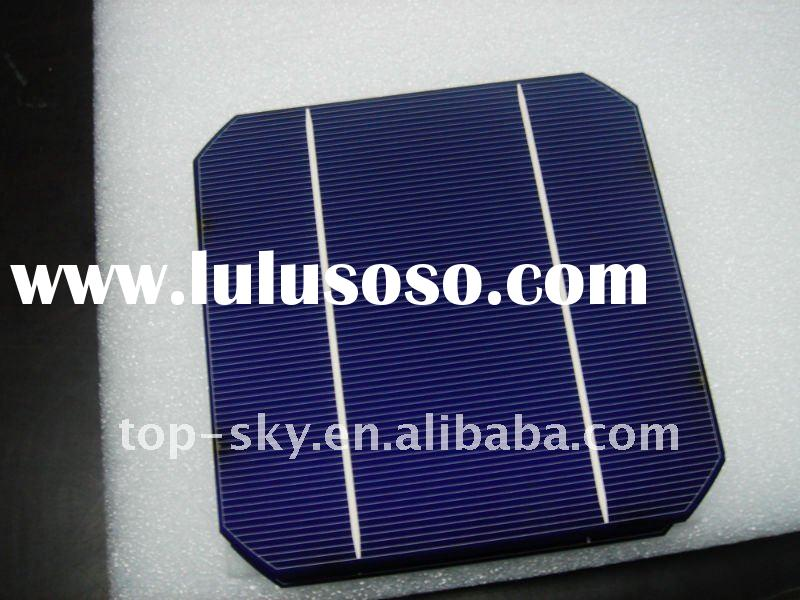 2012 lowest price high quality 156mmx156mm monocrystalline solar cell,3x6