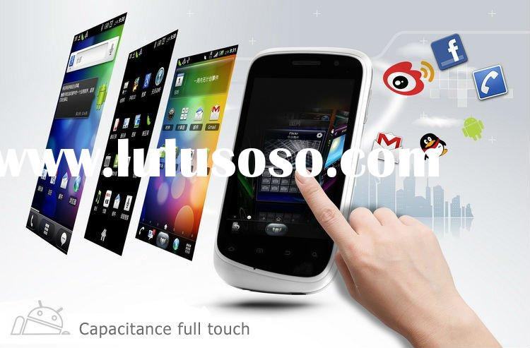 2012 new cell phone, android 2.3, capacitive screen, built in WIFI, bluetooth and GPS, mult colors