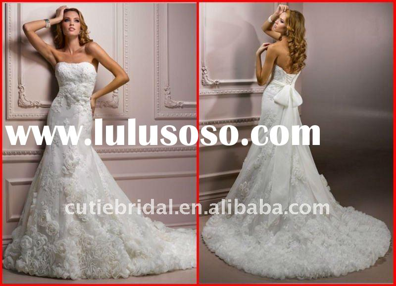 2012 new style designer wedding dresses bridal dresses wedding gowns 111316