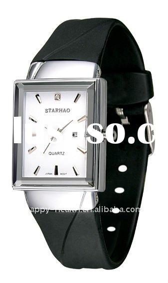 2012 new style for men business watch top brand