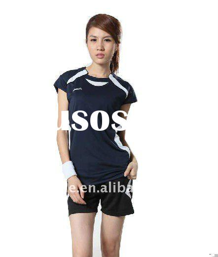 2012 new style volleyball uniform designs(have stock)